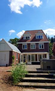 Het gezinshuis in Enschede
